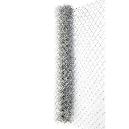 Купить Сетка оцинкованная Рабица размер ячейки 50х50 мм 1.5х10 м дешевле