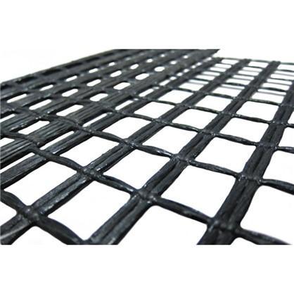 Сетка строительная базальтовая 25x25 мм 50 м