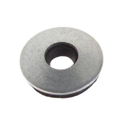 Шайба кровельная уплотнительная EPDM 12x14 мм металл 100 шт.