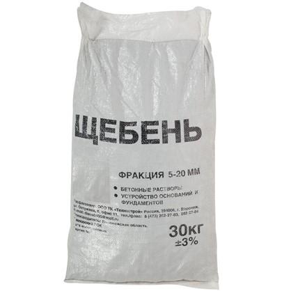 Купить Щебень фракция 5-20 мм 30 кг дешевле