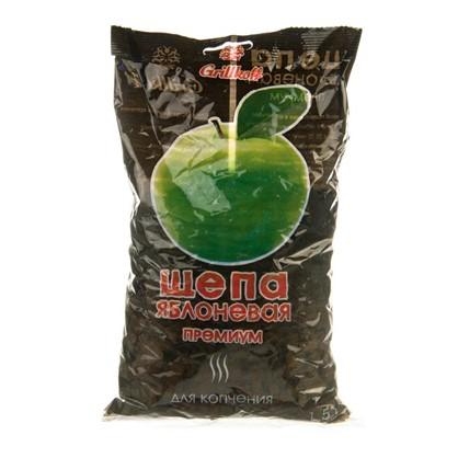 Купить Щепа для копчения Премиум яблоня 250 г дешевле