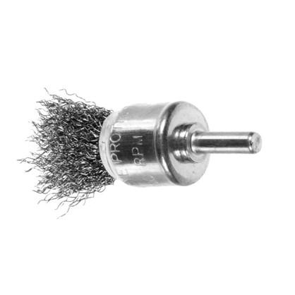 Купить Щетка-помазок для дрели Dexter 25 мм металлическая дешевле