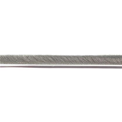 Щетка щелевая самоклеящаяся 6.7х12 мм 11 м