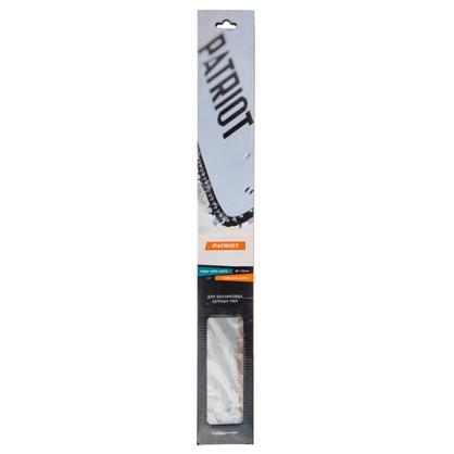 Купить Шина Patriot 18 дюймов с пазом 1.3 мм и шагом цепи 3/8 дюйма дешевле