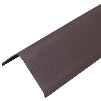 Щипец Ондулин цвет коричневый