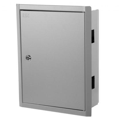Щит металлический IEK ЩРв-24з на 24 модулей IP30