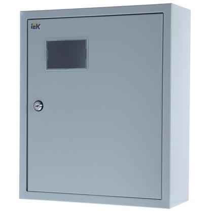 Щит металлический IEK ЩУРн-1/15зо-1 36 УХЛ3 на 15 модулей IP31