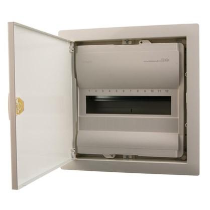 Купить Щит пластиковый с дверью Hager Volta на 12 модулей дешевле