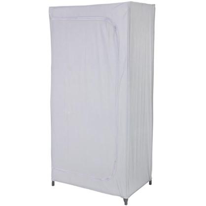 Шкаф-чехол 1500х750х450 мм металл цвет серый