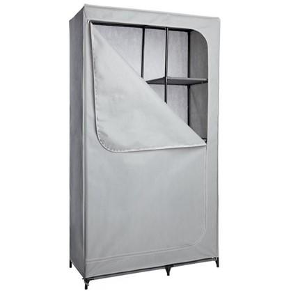 Доставка Шкаф-чехол 1800х1000х450 мм металл цвет серый по России