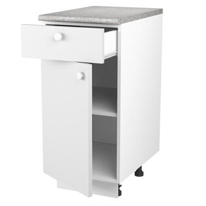 Купить Шкаф напольный Бьянка Е 40 см дешевле