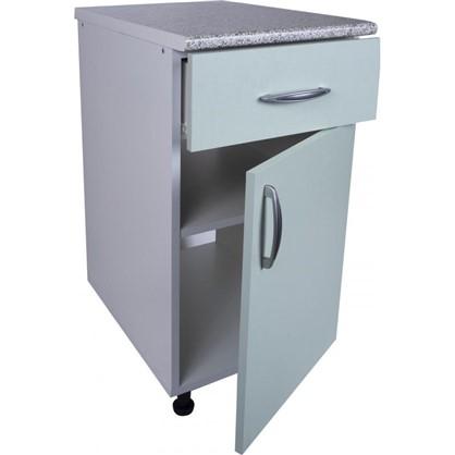 Купить Шкаф напольный Мята с одним ящиком 40 см дешевле