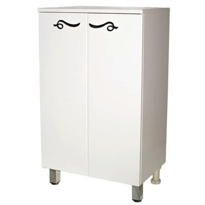 Купить Шкаф для ванной напольный Венеция 50 см дешевле