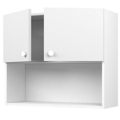 Шкаф навесной Бьянка Е 80 см