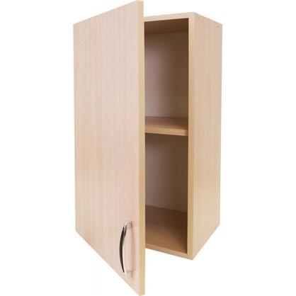 Шкаф навесной Дуб молочный Е 40 см