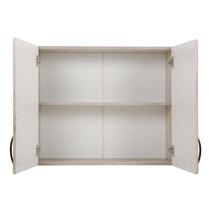 Шкаф навесной Камила 68х80 см МДФ цвет светлый каштан