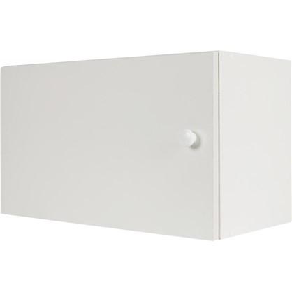 Купить Шкаф навесной над вытяжкой Бьянка Сп с фасадом 35х60 см ЛДСП цвет белый дешевле