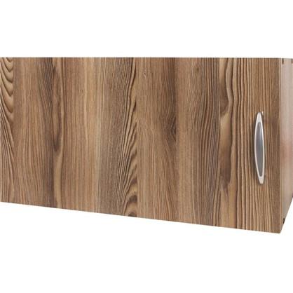 Купить Шкаф навесной над вытяжкой Дуб шато Сп 35х60 см цвет дуб дешевле