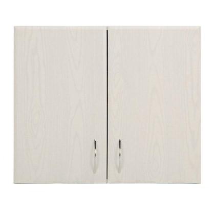 Купить Шкаф навесной Рондо 68х80 см МДФ цвет белый дешевле