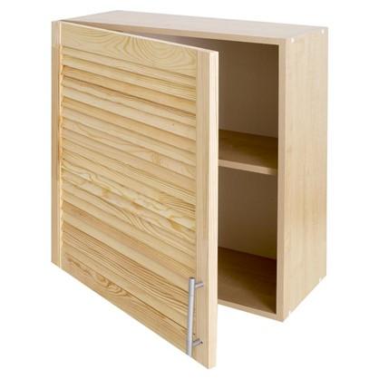 Шкаф навесной Сосна 60х27 см ЛДСП цвет бежевый