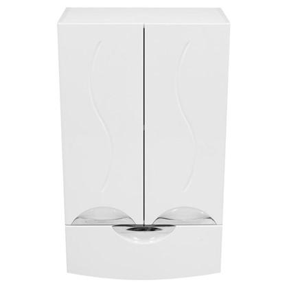 Шкаф для ванной подвесной Глория 50 см