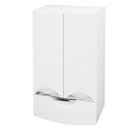 Купить Шкаф для ванной подвесной Глория 50 см дешевле