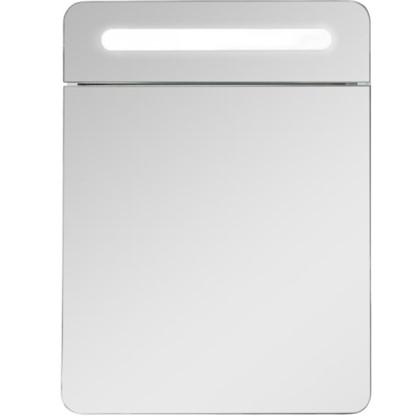Зеркальный шкаф Аврора 60 см цвет белый