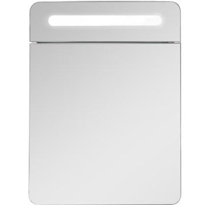 Зеркальный шкаф Аврора 70 см цвет белый