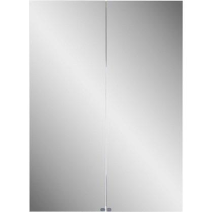 Зеркальный шкаф Дана 70 см цвет белый