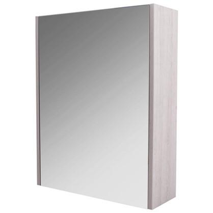 Купить Зеркальный шкаф Экко 60 цвет бежевый дешевле