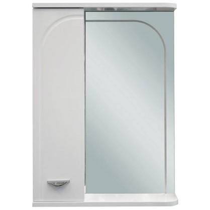 Купить Зеркальный шкаф Кос 50 см дешевле