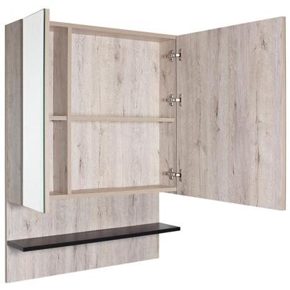 Зеркальный шкаф Майами 75 см