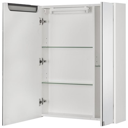 Купить Зеркальный шкаф Мерида 65 см дешевле