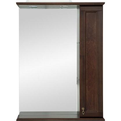 Купить Зеркальный шкаф Retro 75 см цвет орех дешевле