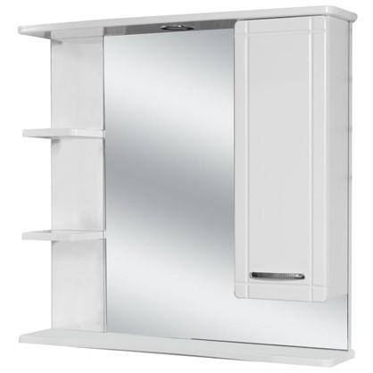 Зеркальный шкаф Рома 75 см