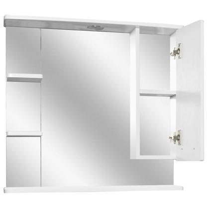 Купить Зеркальный шкаф Рома 75 см дешевле