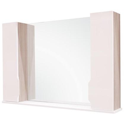 Зеркальный шкаф Рондо 105 см