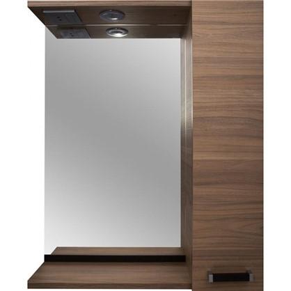 Зеркальный шкаф Торонто 60 см цвет швейцарский вяз