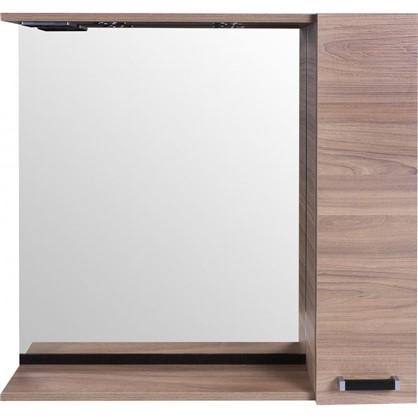Купить Зеркальный шкаф Торонто 75 см цвет швейцарский вяз дешевле