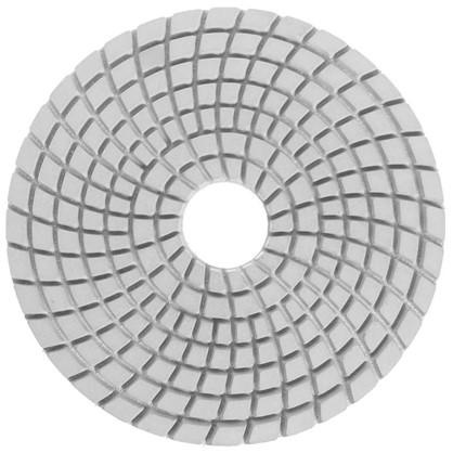 Шлифовальный круг алмазный гибкий 100 мм Р400