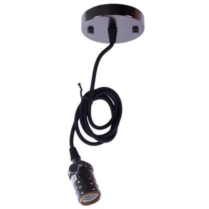 Шнур для винтажной лампы 1xE27х250 Вт цвет темная медь