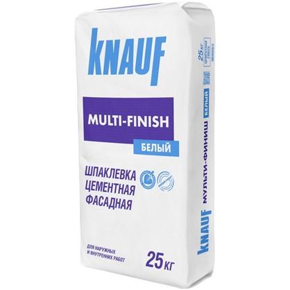 Купить Шпаклевка цементная Knauf Мульти-Финиш Фасад 25 кг дешевле