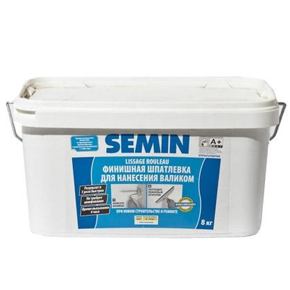 Шпаклевка для нанесения валиком Semin 8 кг