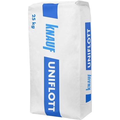 Купить Шпаклевка для заделки швов Knauf Унифлот 25 кг дешевле