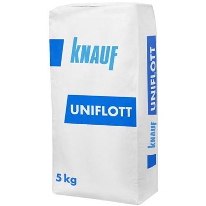 Купить Шпаклевка для заделки швов Knauf Унифлот 5 кг дешевле