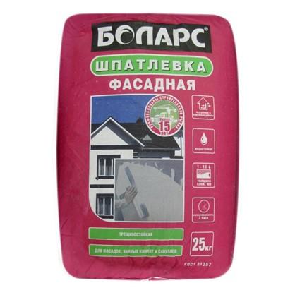 Купить Шпаклевка фасадная Боларс 25 кг дешевле