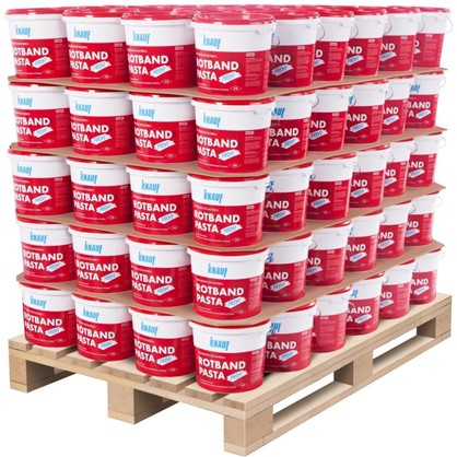 Купить Шпаклевка финишная Knauf Ротбанд Паста Профи 5 кг дешевле
