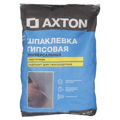 Шпаклевка гипсовая Axton 25 кг