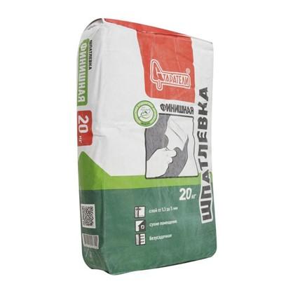 Купить Шпаклевка гипсовая Старатели Финишная 20 кг дешевле