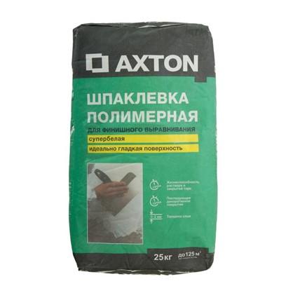 Шпаклевка полимерная Axton 25 кг